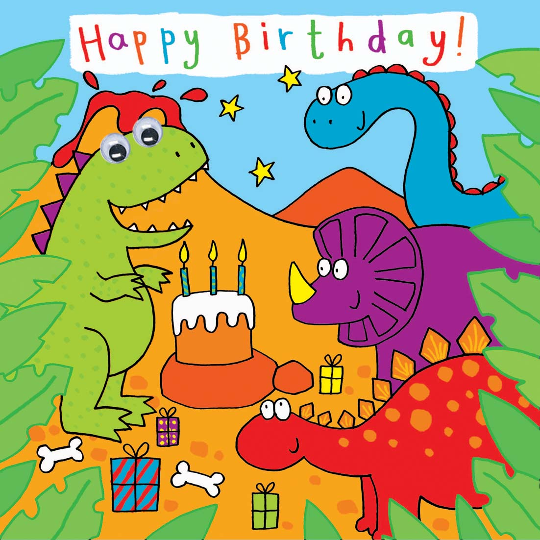 Kids birthday card gidiyedformapolitica kids cards kids birthday cards bookmarktalkfo Gallery