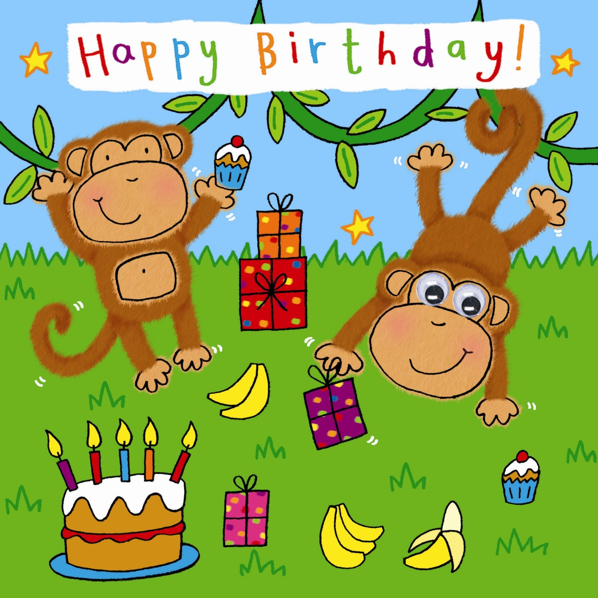 Kids cards kids birthday cards bookmarktalkfo Gallery