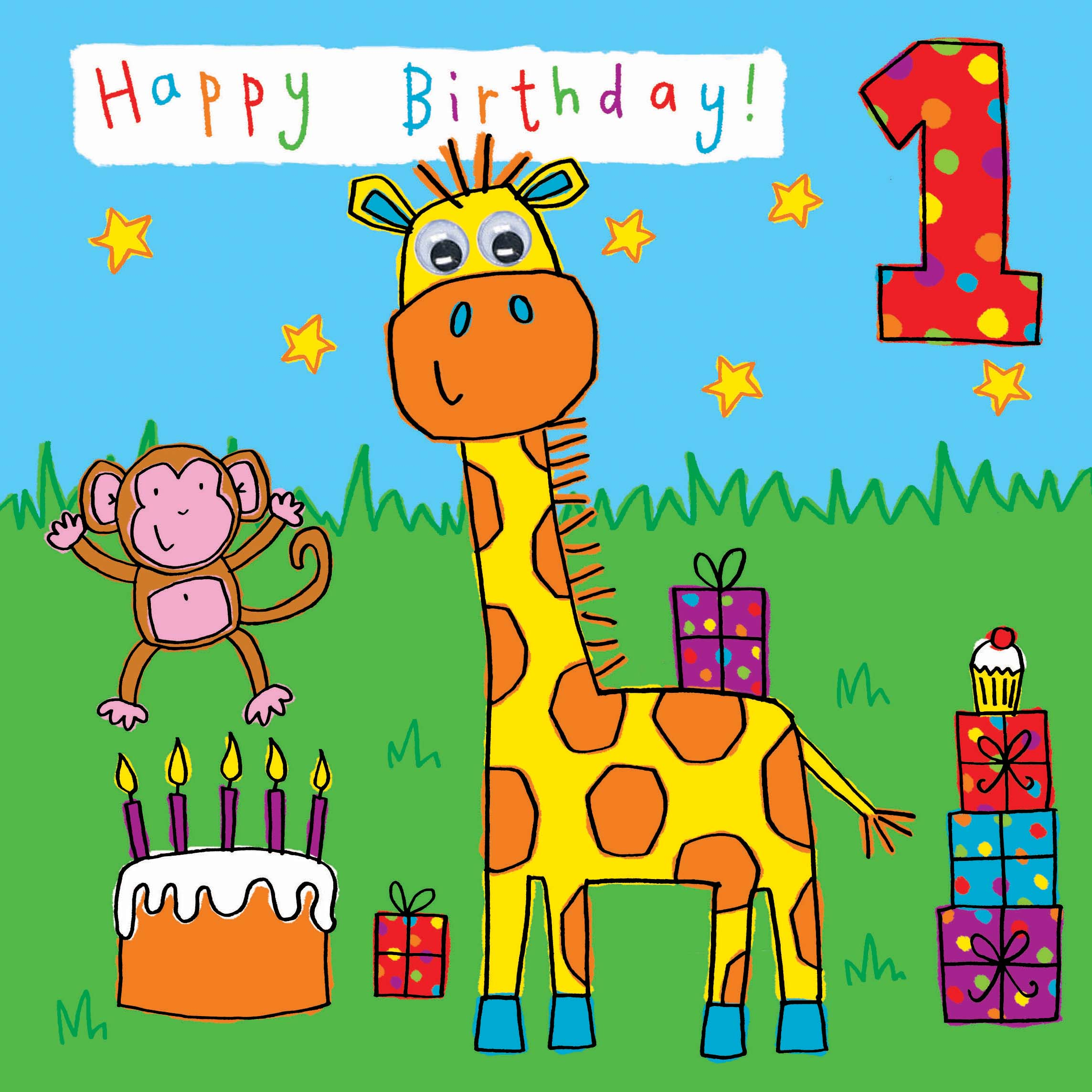 Kids Cards Birthday